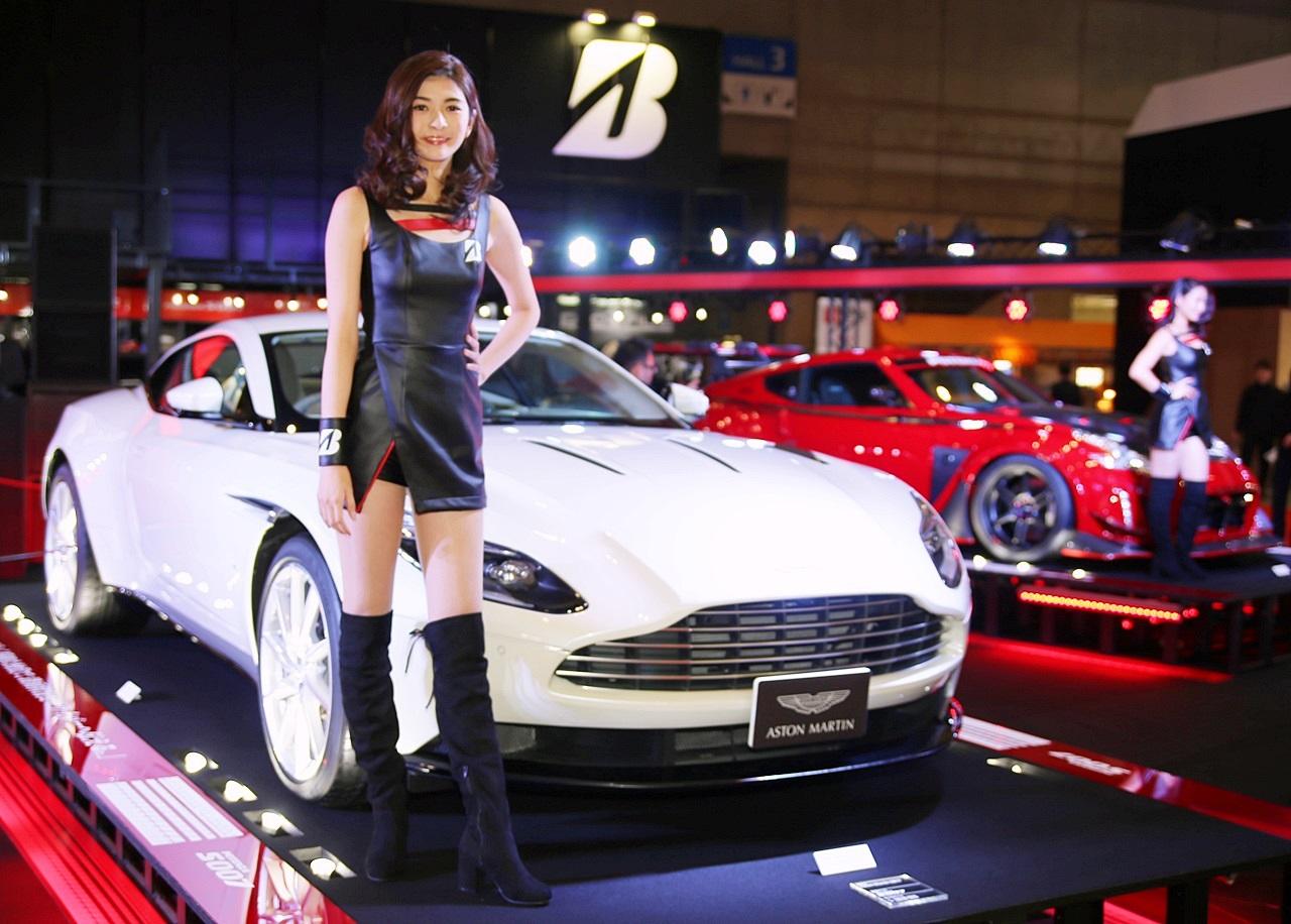 東京オートサロン2017】展示車だけじゃ物足りない?「みんモー」の豪快 ...