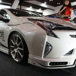 【東京オートサロン2017】東京国際カスタムカーコンテスト、ECOカー部門受賞車を見てきた - 079