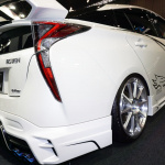 【東京オートサロン2017】東京国際カスタムカーコンテスト、ECOカー部門受賞車を見てきた - 080