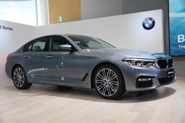 BMW : bmw 5シリーズ モデルチェンジ 2017 : news.infoseek.co.jp