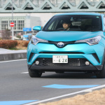 トヨタC-HRと、同じ「TNGA」を使うプリウスの走りの違いを公道でチェック - 20170119c-hr_041