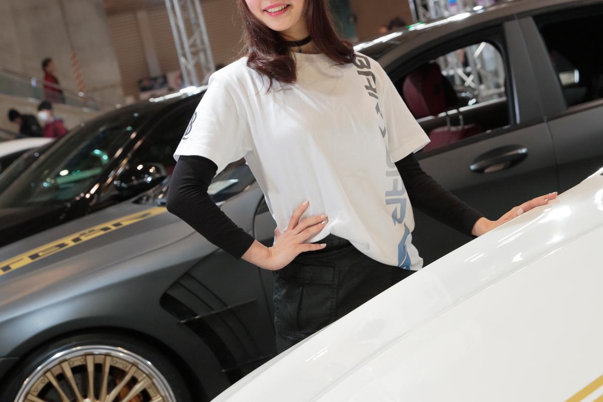 「【東京オートサロン2017】厳選美女!これはマジ惚れ……バルトベーアの笑顔クイーン」の1枚目の画像
