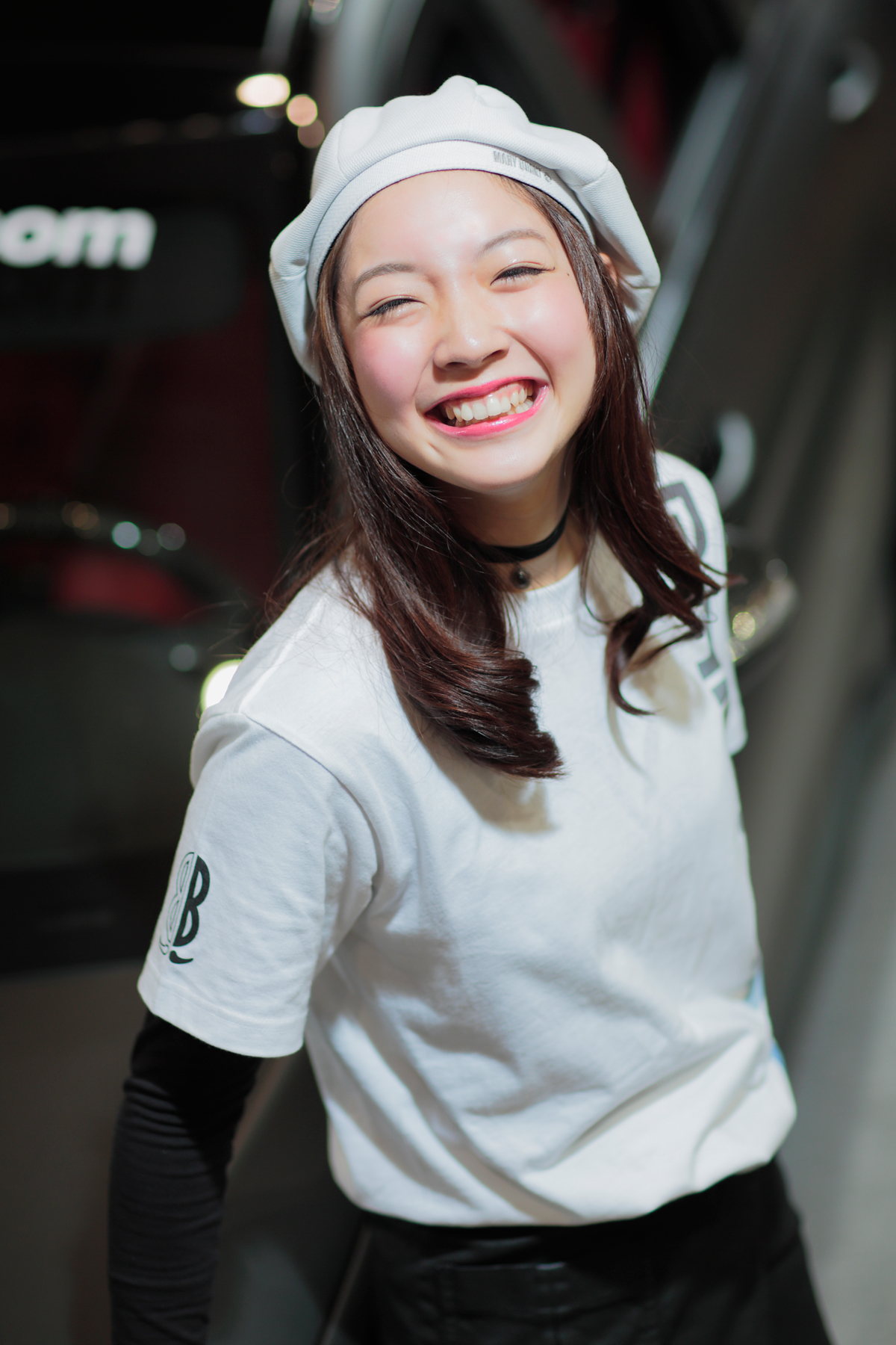 「【東京オートサロン2017】厳選美女!これはマジ惚れ……バルトベーアの笑顔クイーン」の3枚目の画像