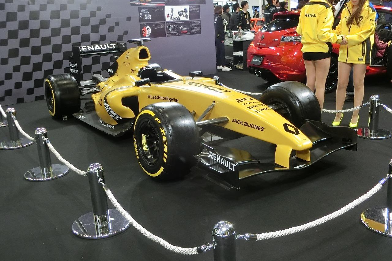 「【東京オートサロン2017】F1ファン必見!NSXに隠されたお宝と会場内のF1関連アイテムたち」の21枚目の画像