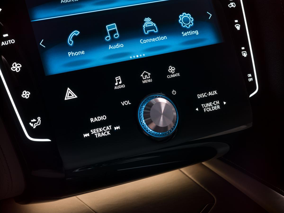 「インフィニティ「QX50コンセプト」を初披露!! 自動運転技術と量産型可変圧縮比エンジン「VCターボ」を搭載」の7枚目の画像