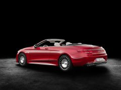 Mercedes-Maybach S 650 Cabriolet, A217
