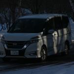ハイブリッド四駆は貴重な存在。現行セレナに新設の「S-HYBRID+4WD」は雪道で安定感ある走り【日産 氷上・雪上試乗会】 - 20170202Nissan Mewgamiko Snow_312