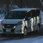 ハイブリッド四駆は貴重な存在。現行セレナに新設の「S-HYBRID+4WD」は雪道で安定感ある走り【日産 氷上・雪上試乗会】 - 20170202Nissan Mewgamiko Snow_344