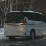 ハイブリッド四駆は貴重な存在。現行セレナに新設の「S-HYBRID+4WD」は雪道で安定感ある走り【日産 氷上・雪上試乗会】 - 20170202Nissan Mewgamiko Snow_345