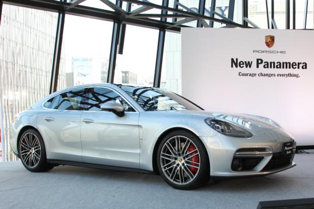 ポルシェ新型パナメーラ日本上陸、かつての911 GT3より速く、価格1132万8000〜2540万円