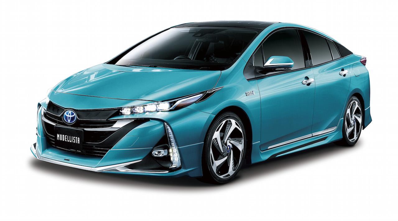 「「スポーツカー並の迫力」が楽しめる新型プリウスPHVのモデリスタバージョン」の24枚目の画像
