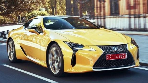 トヨタが「LC」「LS」の投入でレクサスブランド変革へ!