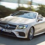メルセデス・ベンツが新型「Eクラス・カブリオレ」を公開!【ジュネーブモーターショー2017】 - Mercedes_Benz_E-Class