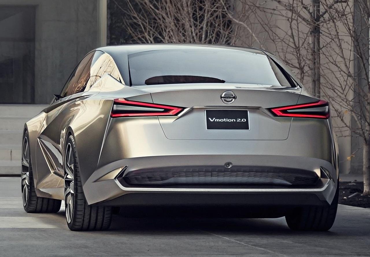 日産が「レベル3」の自動運転車を公開!【上海モーターショー2017】 | Nissan Vmotion2 0