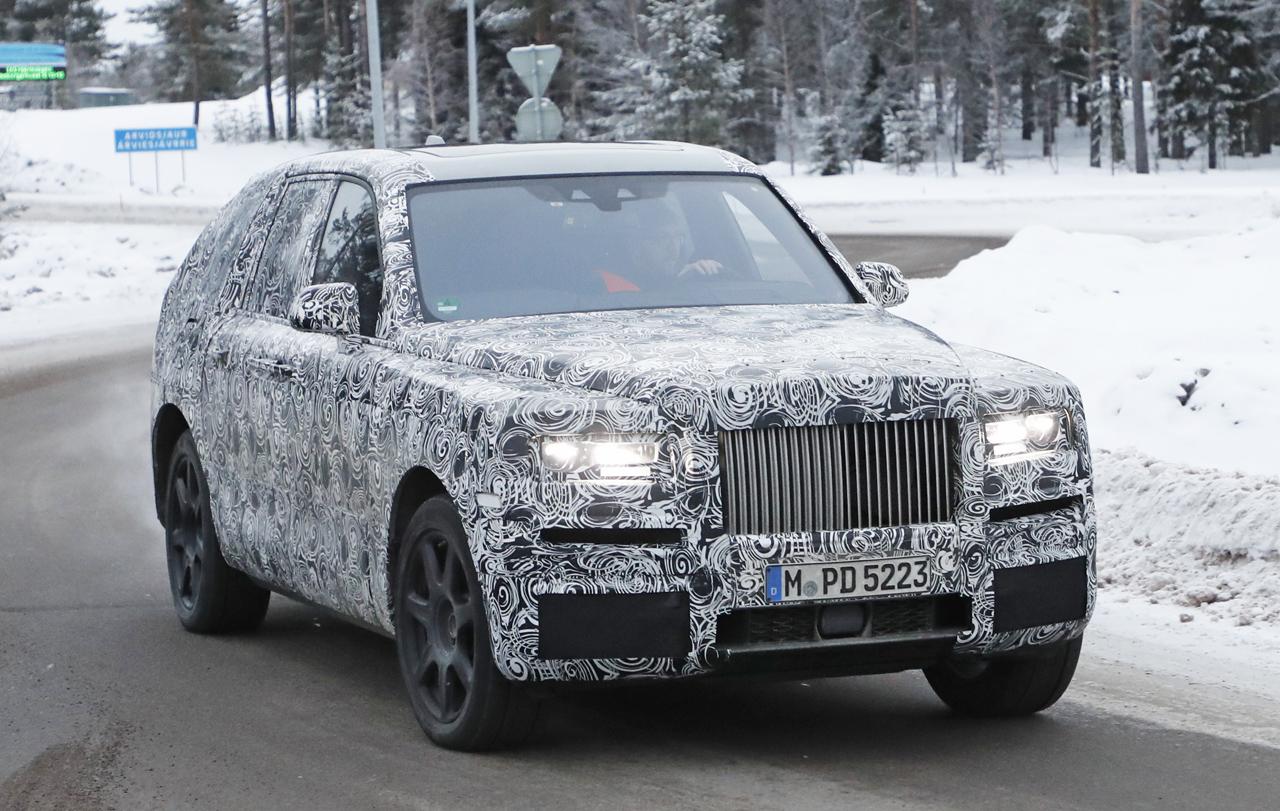 「SUV世界最高額!? ロールスロイス「カリナン」は既存のSUVとは似て非なるモデルに?」の3枚目の画像