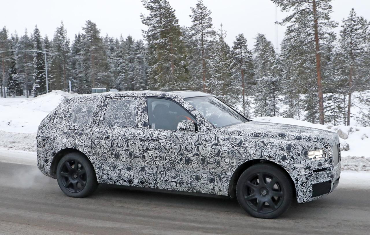 「SUV世界最高額!? ロールスロイス「カリナン」は既存のSUVとは似て非なるモデルに?」の6枚目の画像