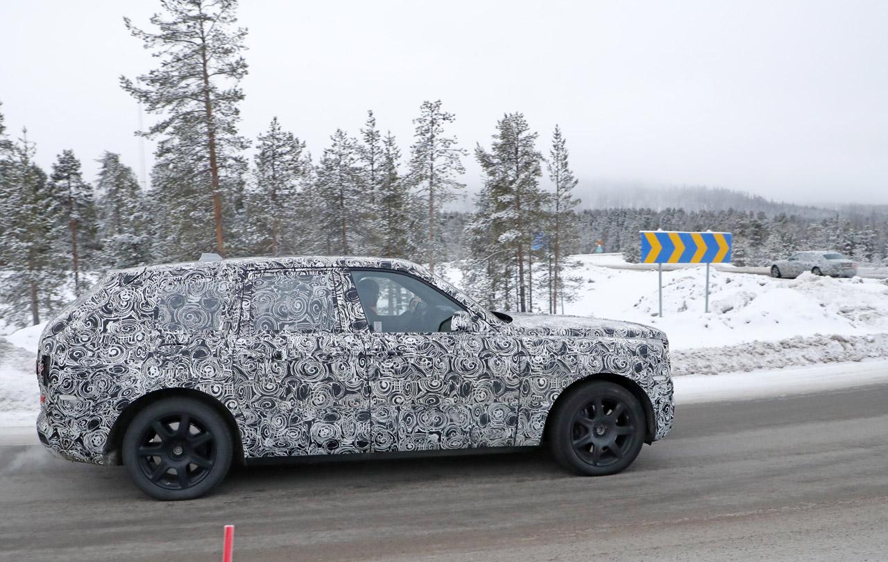 「SUV世界最高額!? ロールスロイス「カリナン」は既存のSUVとは似て非なるモデルに?」の8枚目の画像