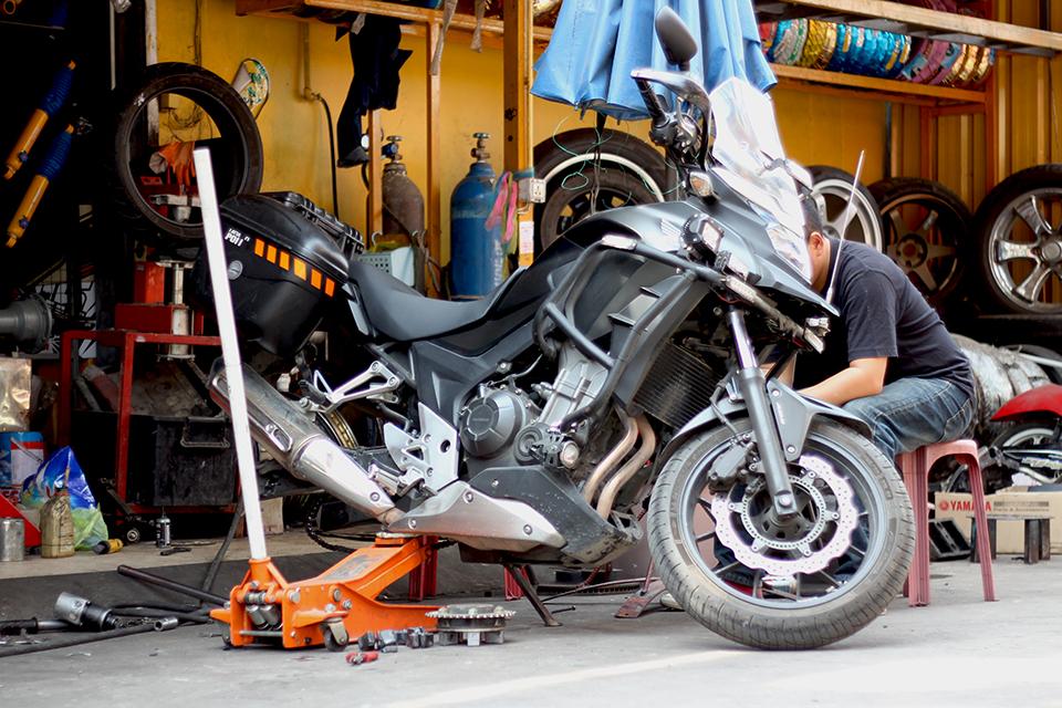 「安全意識の高そうなライダーは1割も居ない感じ。タイへ行ってバイク事情を見て体験してきた!【海外バイク旅行記 Vol.3】」の6枚目の画像