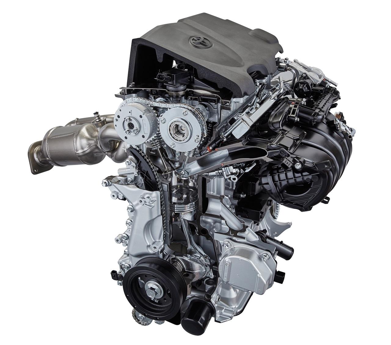 トヨタ、新型カムリ用に続く次世代TNGAエンジンを開発か?さらなる軽量化、燃費改善を目指す | clicccar ...