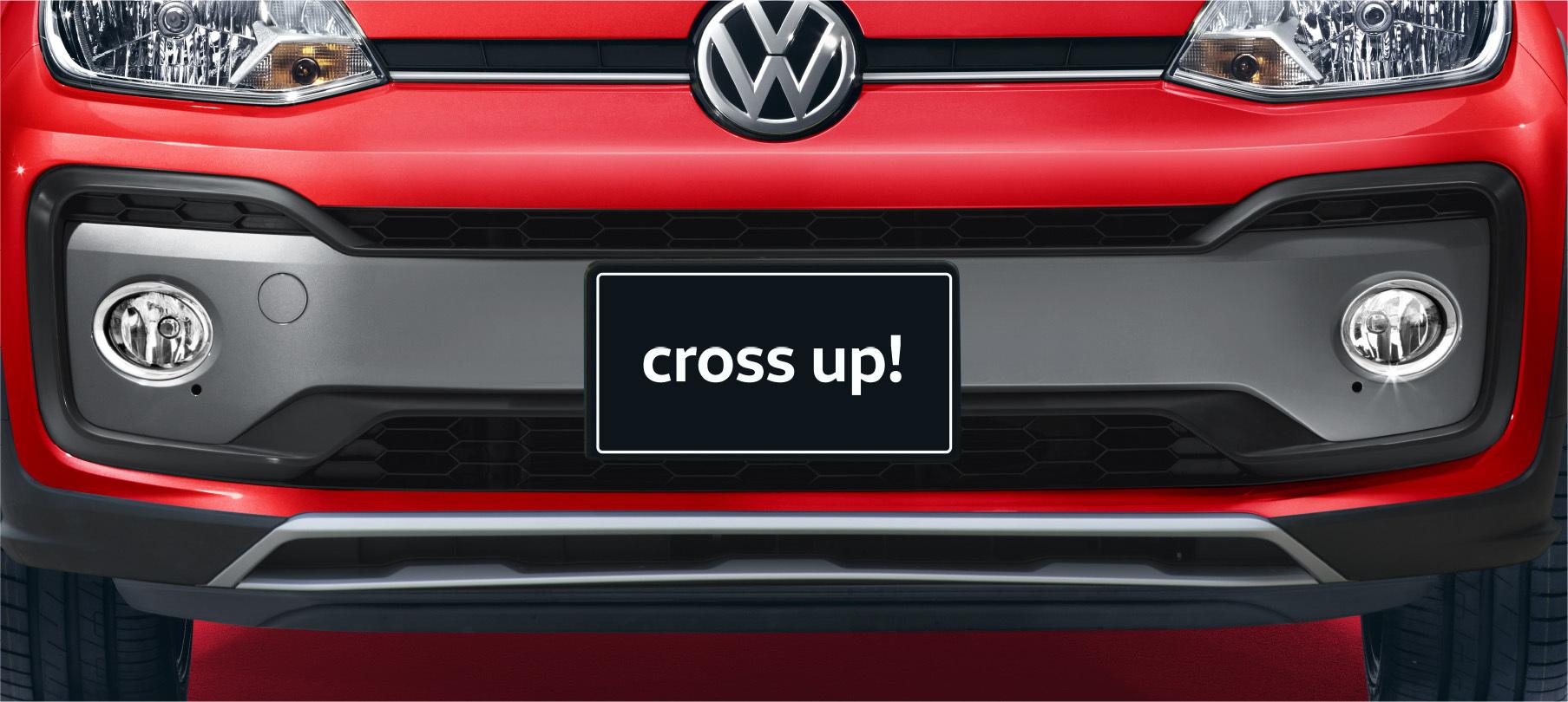 「フォルクスワーゲン up!にお馴染みの「cross up!」が300台限定で登場」の19枚目の画像