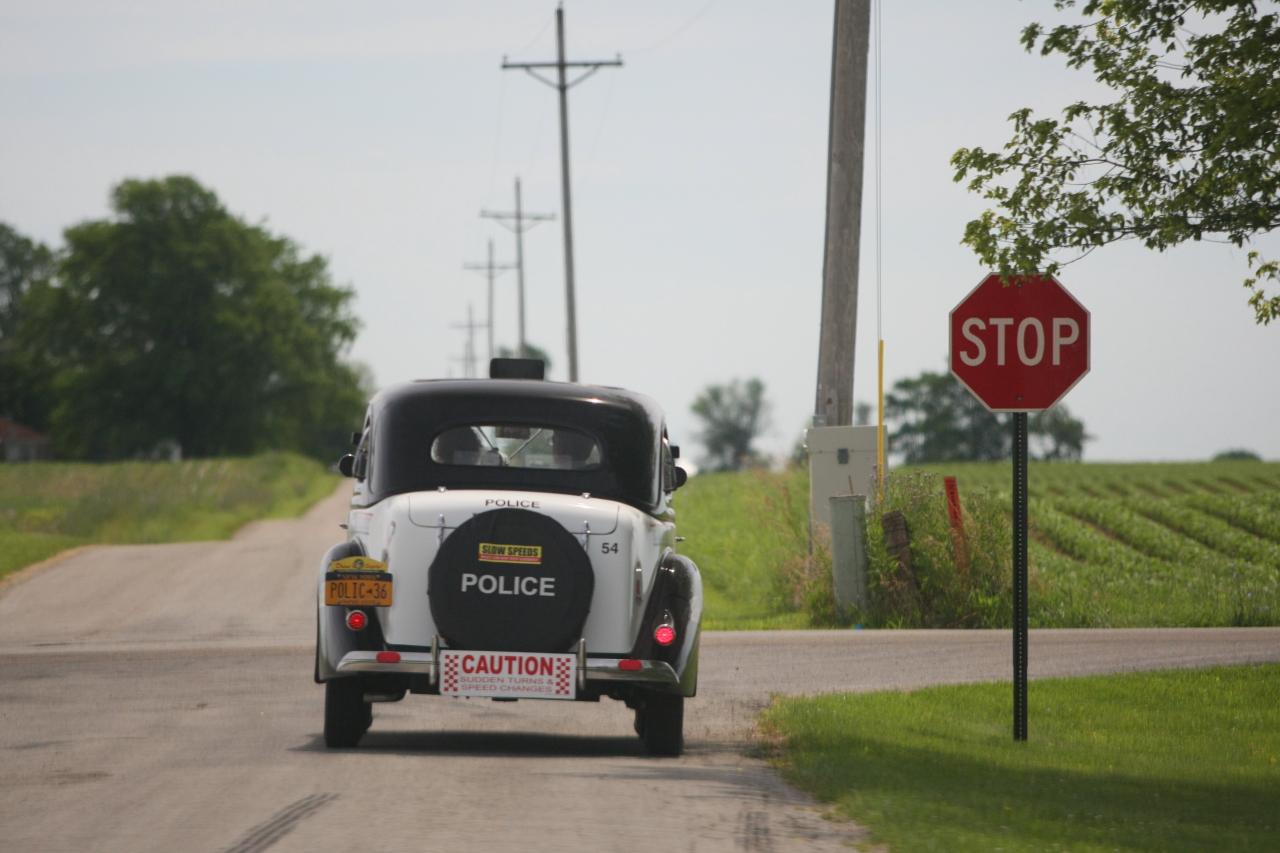「「クルマを楽しむ」とはどういうことか教えてくれるグレートレース【Great Race フランクリン〜オーバーン】」の21枚目の画像