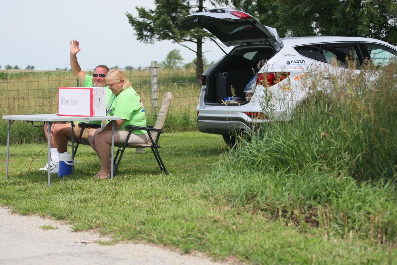「「クルマを楽しむ」とはどういうことか教えてくれるグレートレース【Great Race フランクリン〜オーバーン】」の16枚目の画像