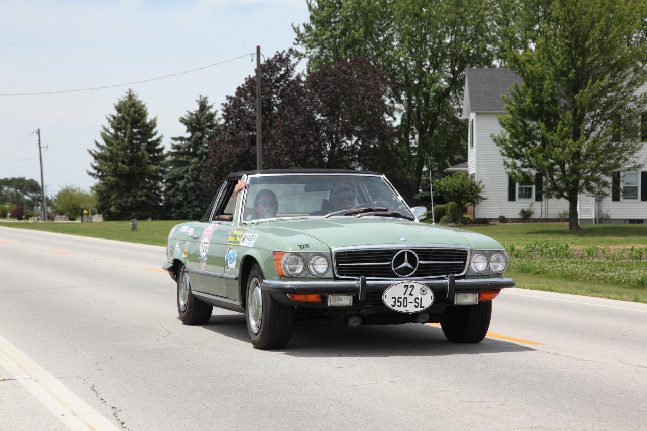 「「クルマを楽しむ」とはどういうことか教えてくれるグレートレース【Great Race フランクリン〜オーバーン】」の5枚目の画像