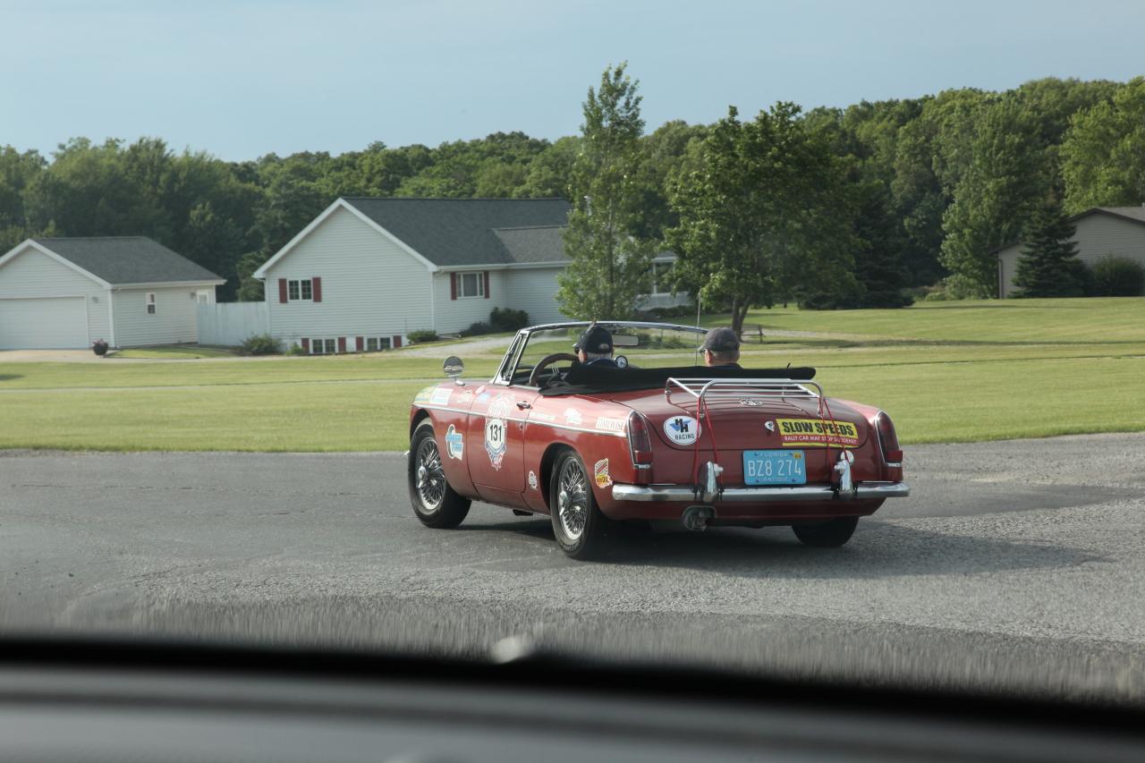「「クルマを楽しむ」とはどういうことか教えてくれるグレートレース【Great Race フランクリン〜オーバーン】」の2枚目の画像