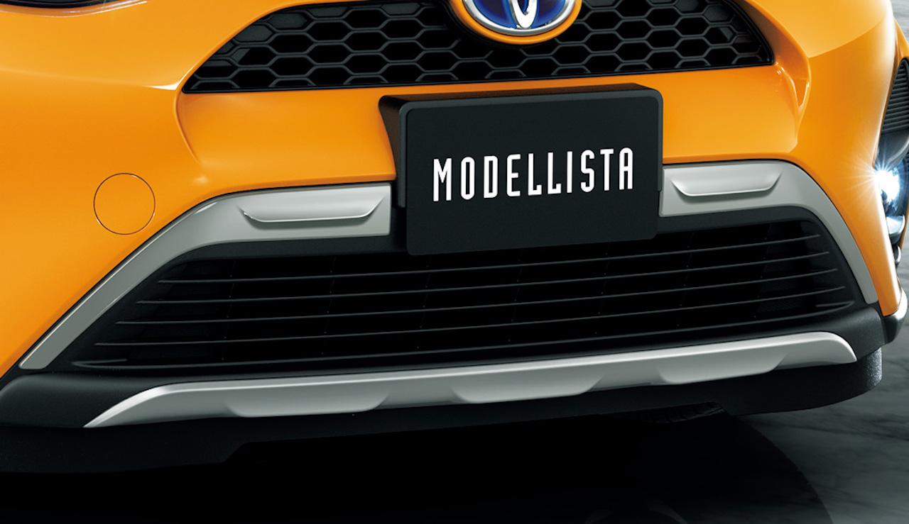「マイナーチェンジした新型アクアのモデリスタ仕様は「シンプルで上質」がテーマ」の28枚目の画像