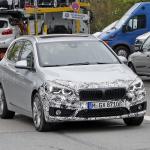 「天使の目」鮮やかに。BMW 225xeアクティブ ツアラー改良型をキャッチ! - BMW 2 Active Tourer Facelift 1