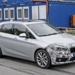 「天使の目」鮮やかに。BMW 225xeアクティブ ツアラー改良型をキャッチ! - BMW 2 Active Tourer Facelift 4