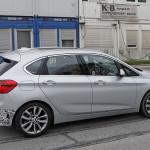 「天使の目」鮮やかに。BMW 225xeアクティブ ツアラー改良型をキャッチ! - BMW 2 Active Tourer Facelift 5