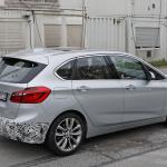 「天使の目」鮮やかに。BMW 225xeアクティブ ツアラー改良型をキャッチ! - BMW 2 Active Tourer Facelift 6