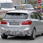 「天使の目」鮮やかに。BMW 225xeアクティブ ツアラー改良型をキャッチ! - BMW 2 Active Tourer Facelift 8