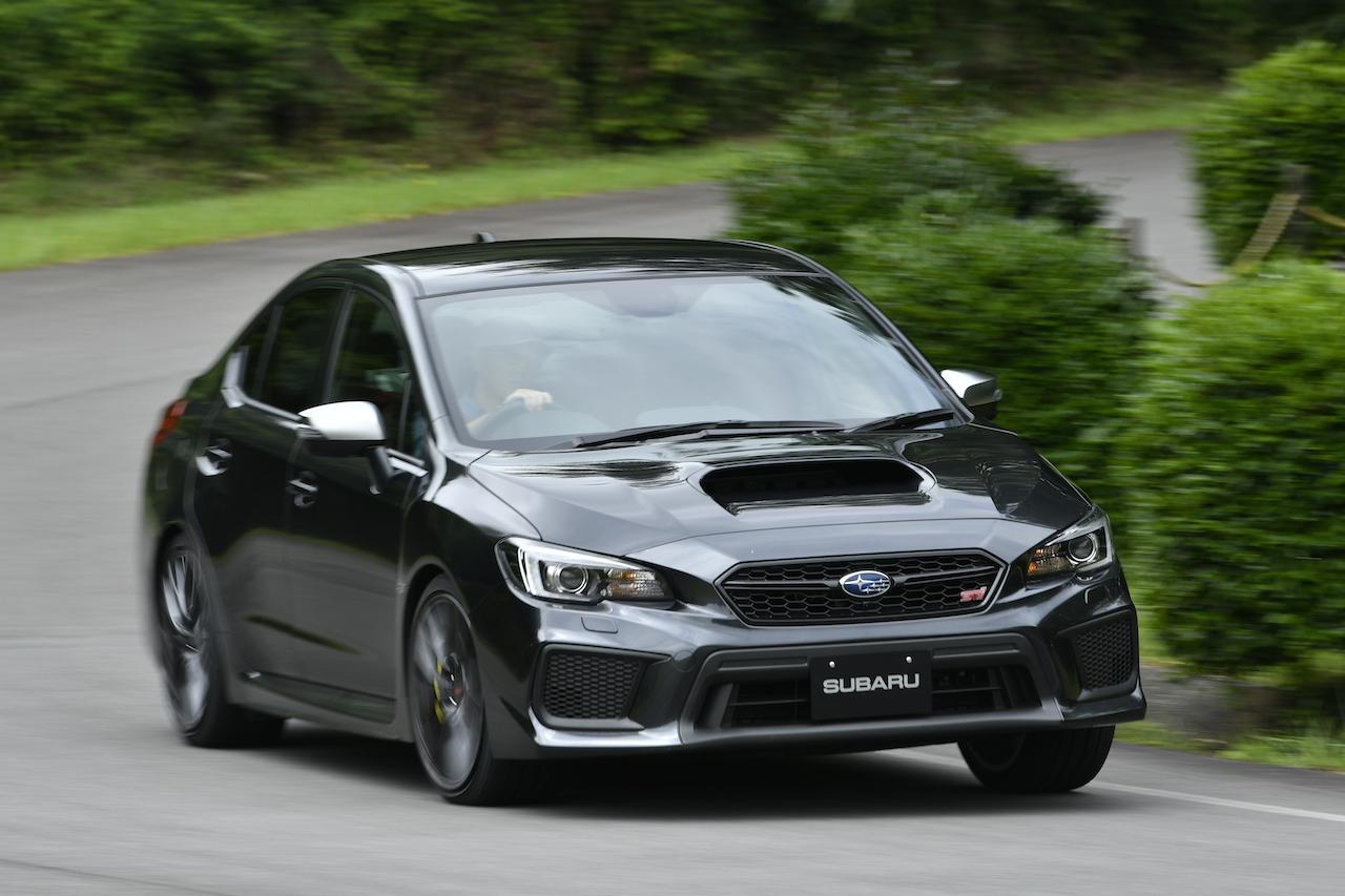 スバルが誇る新型wrx Sti S4の走りのポイントとは? Clicccar Com クリッカー