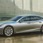 トヨタが2023年に「レベル4」の自動運転車導入を目指す!? - Lexus_LS500
