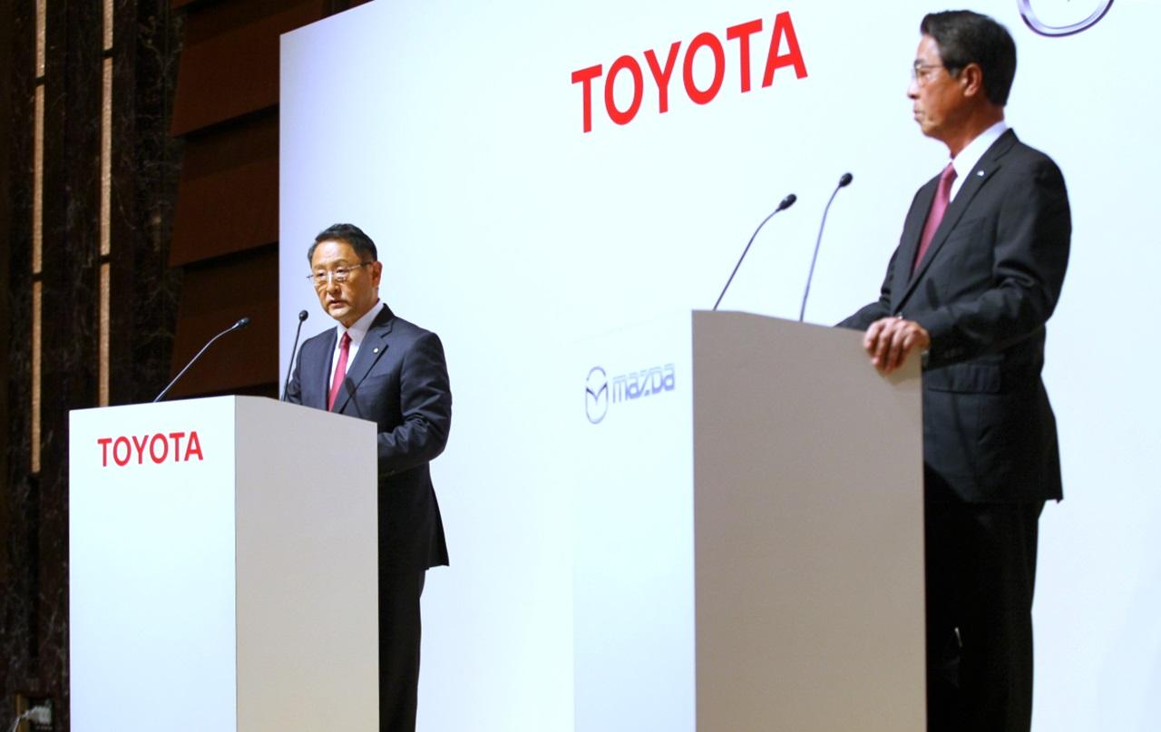 「トヨタとマツダの資本提携で「走り好き」に訴求するEVが実現する!?」の7枚目の画像