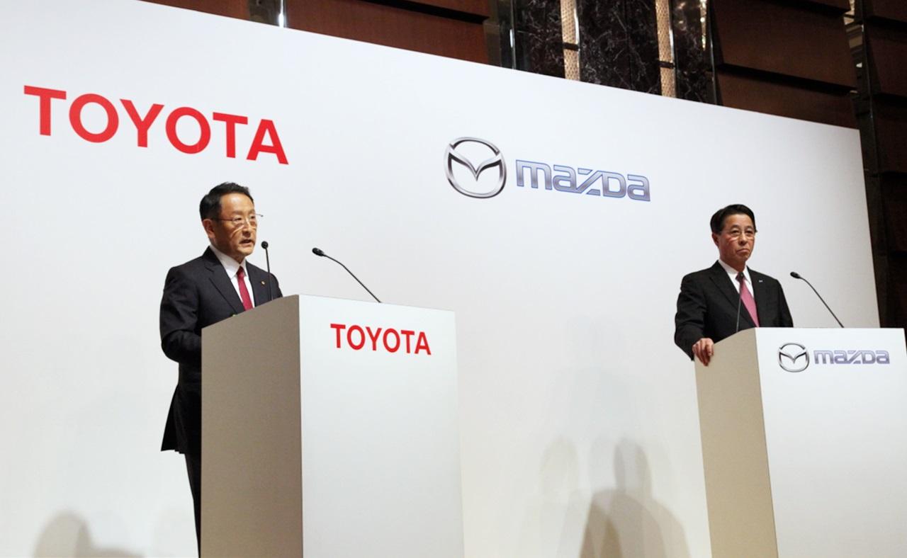 「トヨタとマツダの資本提携で「走り好き」に訴求するEVが実現する!?」の12枚目の画像