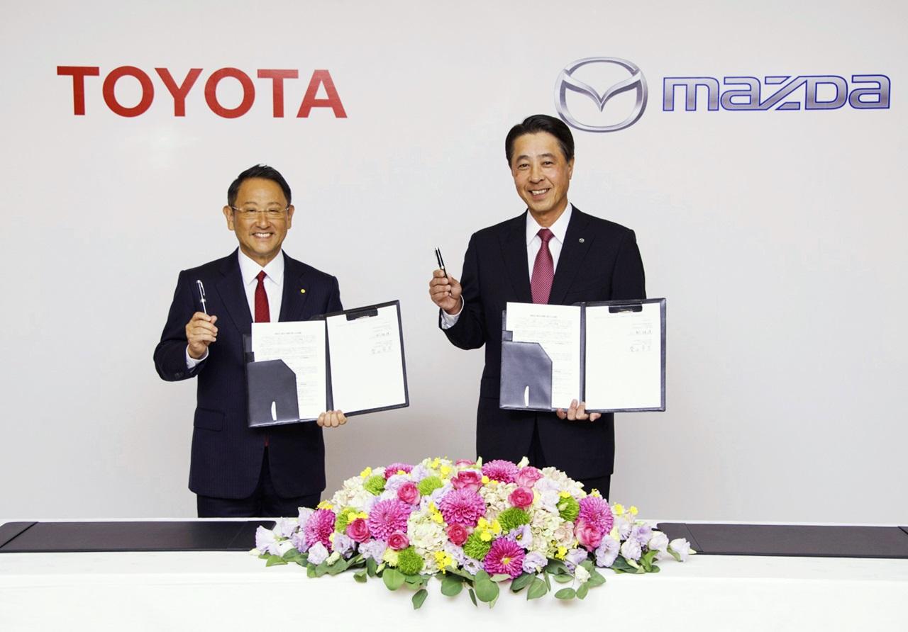 「トヨタとマツダの資本提携で「走り好き」に訴求するEVが実現する!?」の14枚目の画像