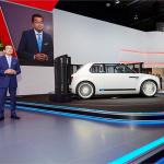 【フランクフルトモーターショー2017】量産EVのデザイン・技術を示す「Honda Urban EV Concept」を初披露 - Honda commits to electrified technology for every new model launched in Europe