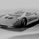4ローターのロータリーエンジン搭載、マツダ「R16A」レーシング型ロードスターが走った【RE追っかけ記-4】 - R16スケッチ
