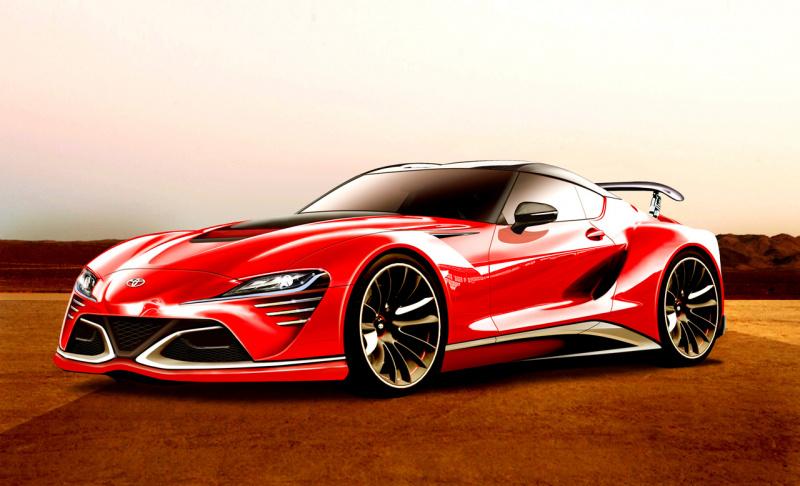 ワールドプレミアが近づく「トヨタ・スープラ」の最新情報。mtモデル設定&400馬力のv6モデルが追加