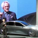 【東京モーターショー2017】トヨタ自動車が本格自動運転搭載のレクサス「LS+」を公開! - Lexus_LS+Concept