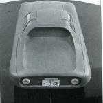 幻のロータリーエンジン搭載開発車両、4ローターのR16AクーペとミッドシップのコスモMC【RE追っかけ記-5】 - R16A buttress_JKY