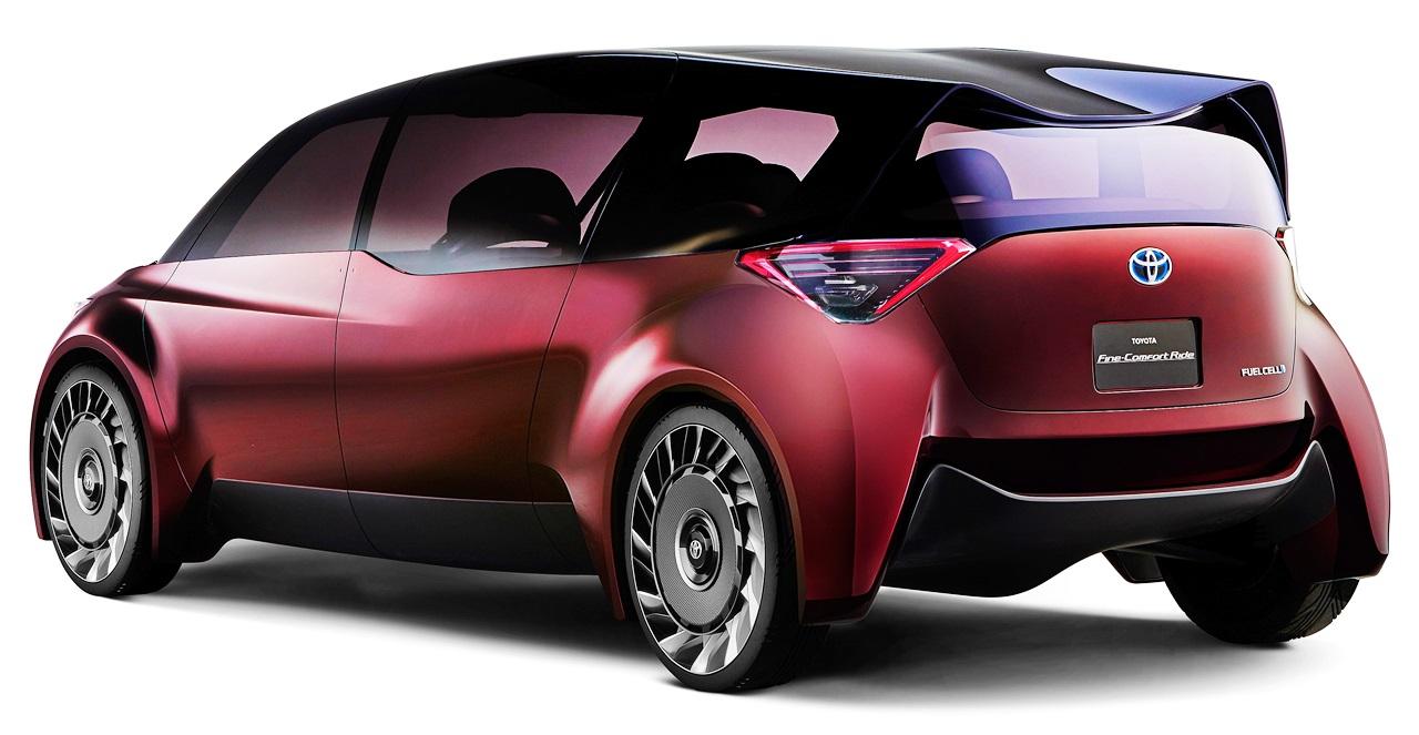 同車は3分程度の水素充填で約1,000km(JC08モード)の走行が可能で、座席のレイアウトが自由に調整できるなど「自動運転時代のインテリア」を採用しています。