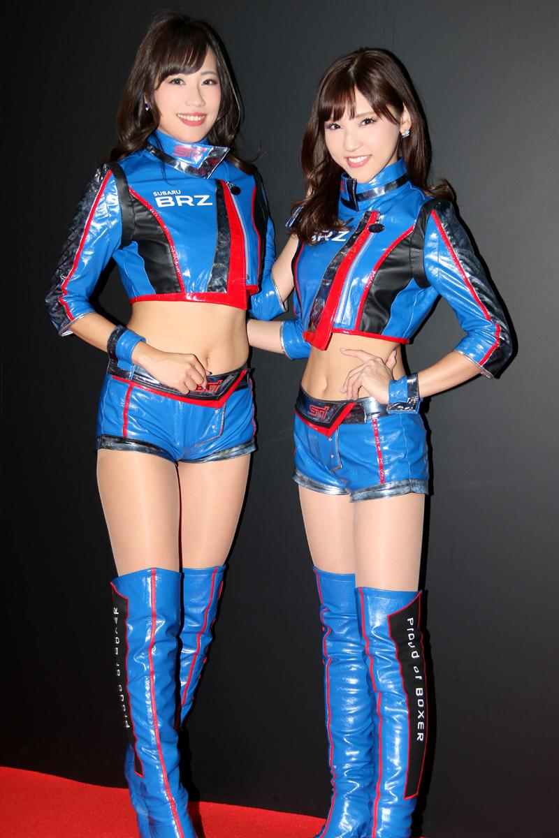 「【東京モーターショー2017】女性目線のコンパニオンファッションチェック・その1」の2枚目の画像