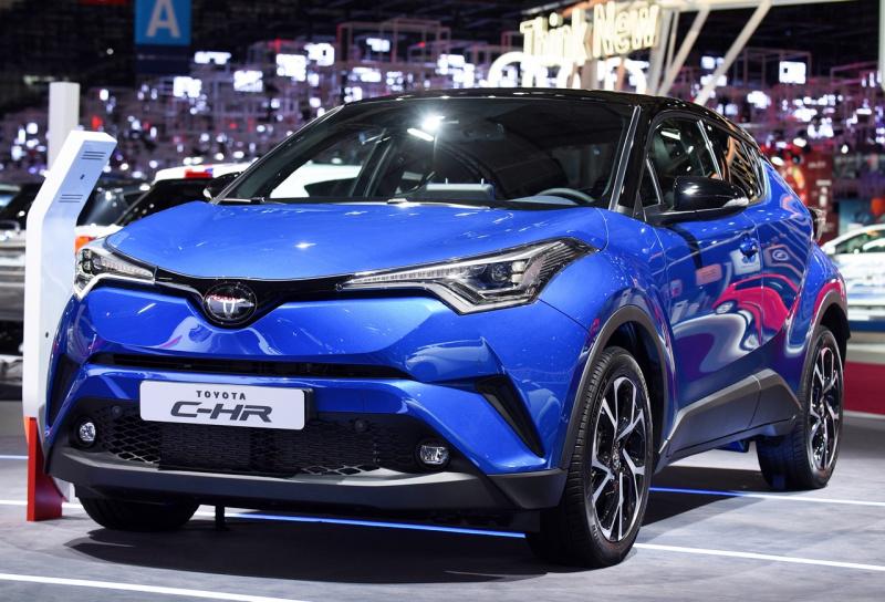トヨタ自動車が2018年、中国市場にC‐HRの姉妹車「IZOA」を投入へ