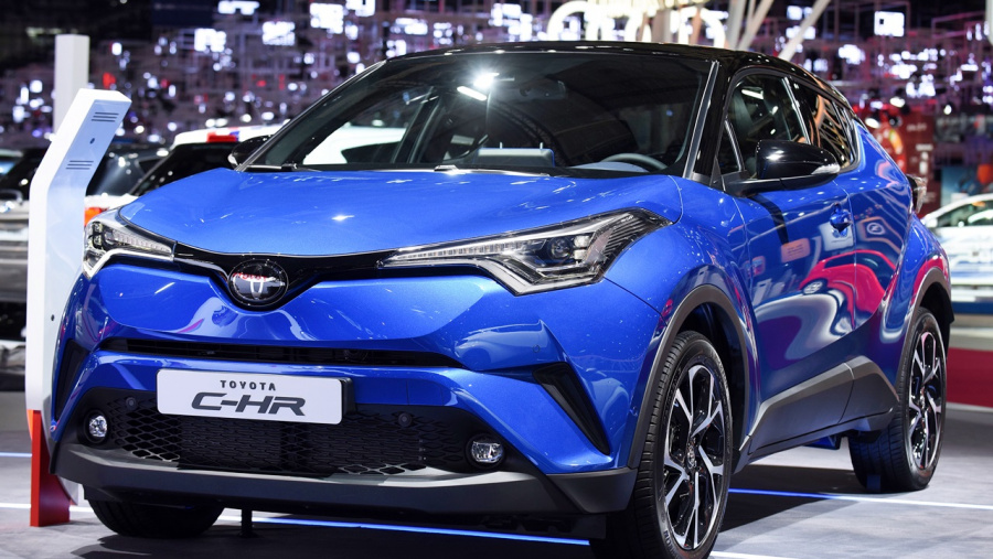 トヨタ自動車が2018年、中国市場...