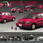 「【日欧ブランド・コラボ列伝 第6回】『トヨタ ハリアーザガート(1998年)』コラボ車初のモデルチェンジも経験」の6枚目の画像ギャラリーへのリンク