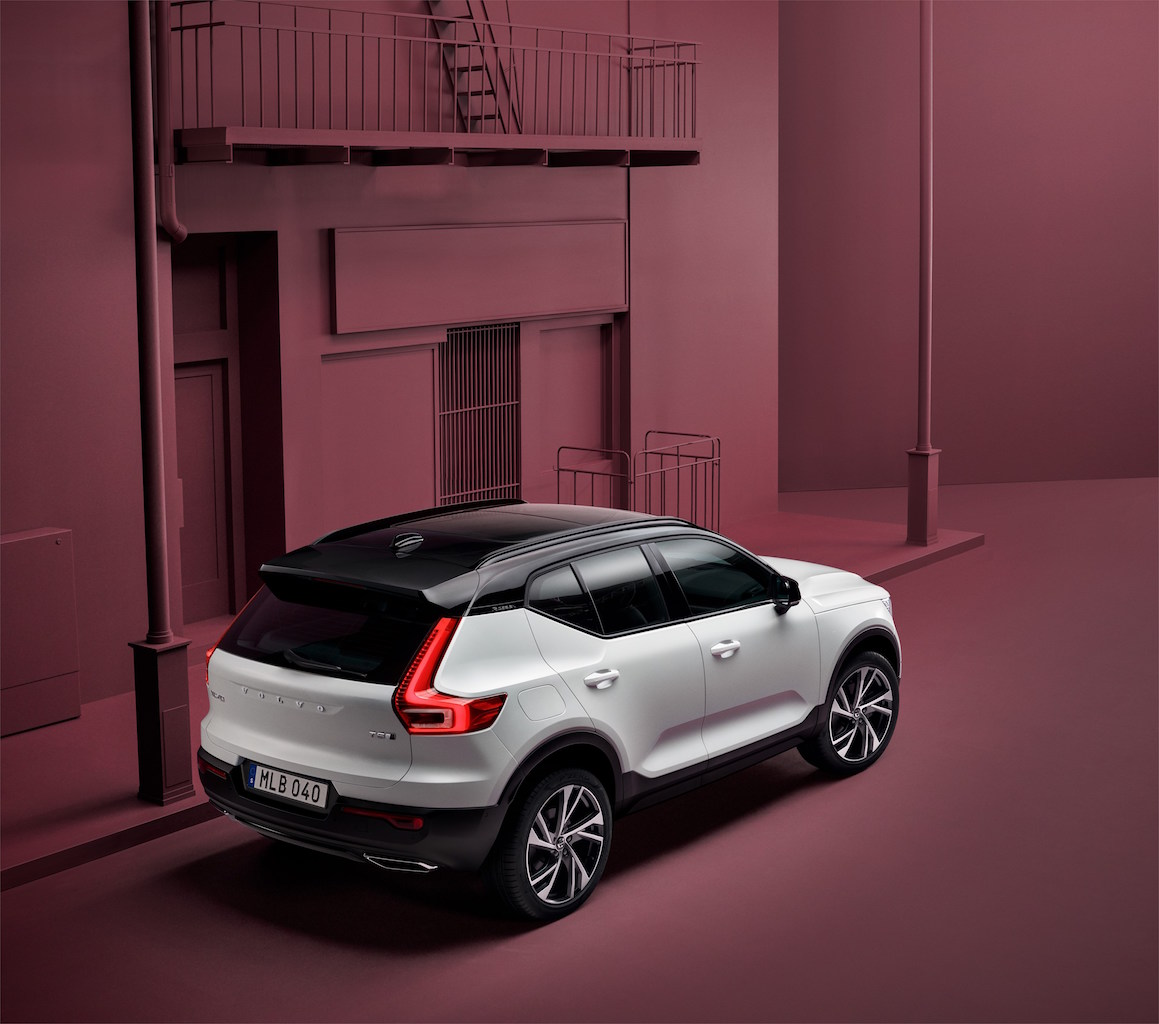 【新車】コンパクトSUVのボルボ・XC40が先行上陸。ローンチ限定モデルは559万円 | New Volvo